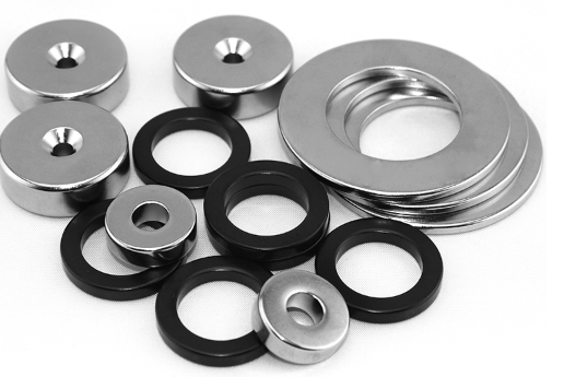 customized neodymium ring magnets
