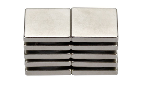Super Strong Rare Earth Square Neodymium Magnets