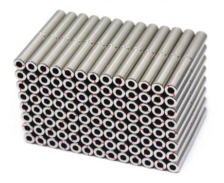 super strong separator tube permanent magnets