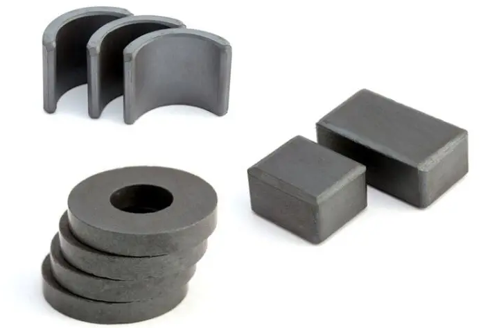Strong Ceramic/Ferrite Magnets