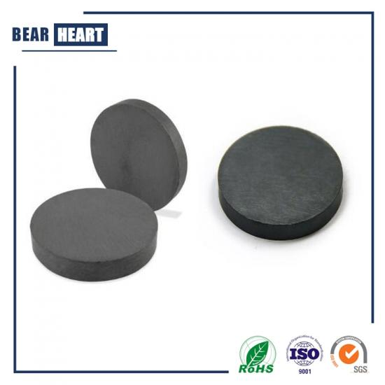High Quality Ceramic Button Disc Ferrite Magnet