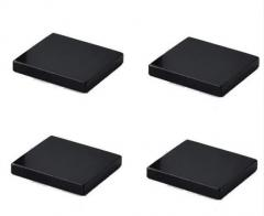 Black Epoxy Plating Neodymium Block Magnets