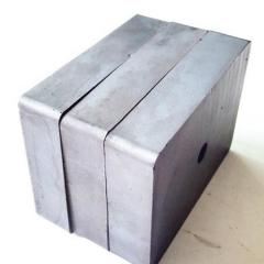 Hard Ferrite Ceramic Block Magnets with Hole