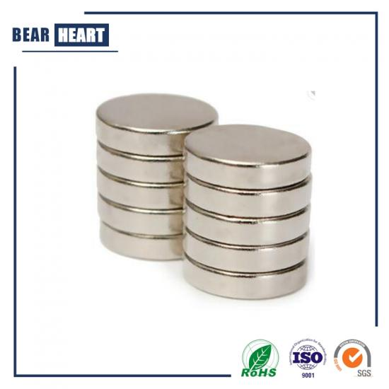 Rare Earth Round NdFeB Magnet
