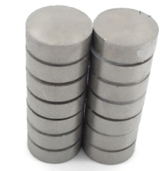 Customized Sintered SmCo Disc Magnets
