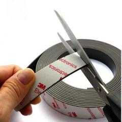 Self Adhesive Flexible Rubber Magnet Strips
