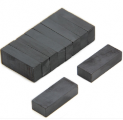 Customized Ferrite Block Magnets