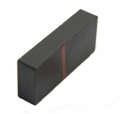 Anisotropic Ferrite Block Magnets