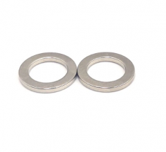 Sintered Strong Ring Neodymium Magnets