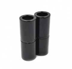 Black Epoxy Coated Neodymium Tube Magnets