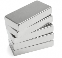 Powerful Neodymium Block Magnets 50X25X10mm