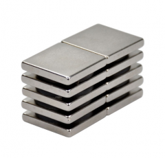Permanent Sintered Square Neodymium Magnets