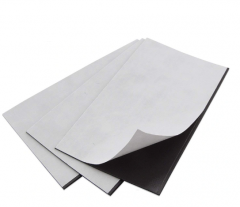 Strong Flexible Self-Adhesive Magnet Sheets
