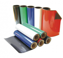 Colorful PVC Flexible Rubber Magnets