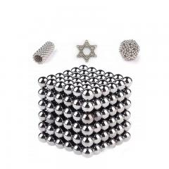 Super Strong Silver Magnetic Balls 5mm
