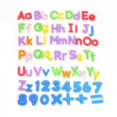 Custom EVA Magnetic Letters for Kids