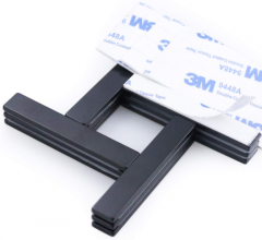 Waterproof Neodymium Bar Magnets with Epoxy Coating