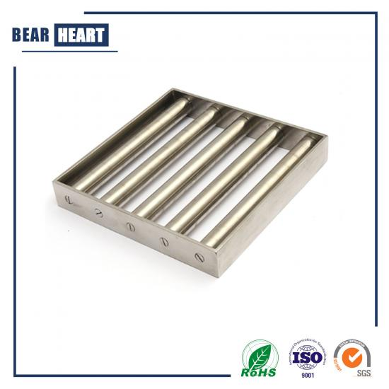 ndfeb magnetic grate for hopper